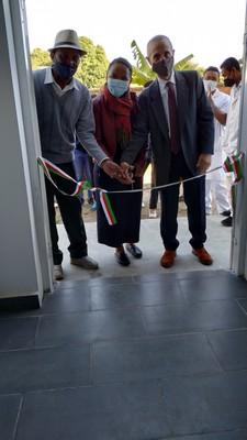 inaugurazione nuovo padiglione degenze