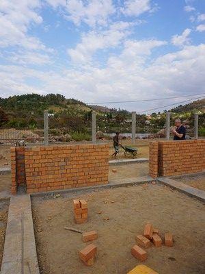 costruzione ampliamento ospedale