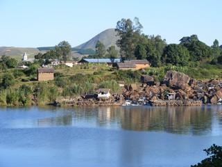 veduta Lago di Itasy