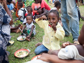 cibo che cura, pincnic sociale
